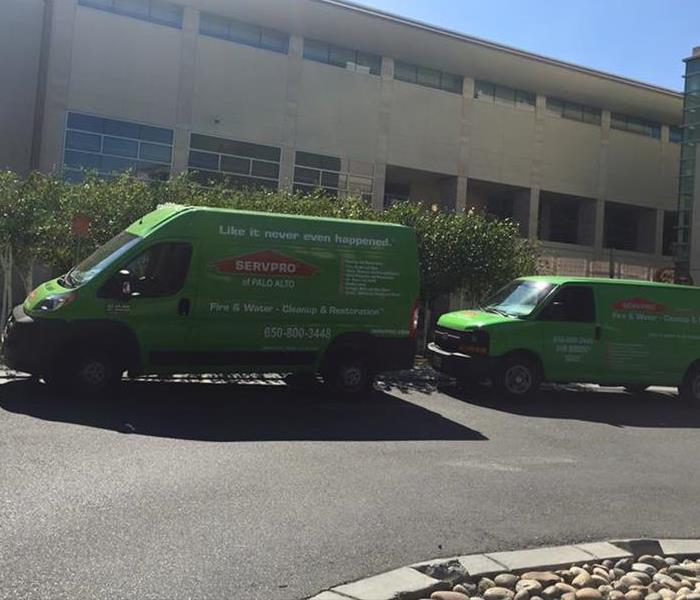 SERVPRO Responds to Senior Living Facility Water Damage in Palo Alto