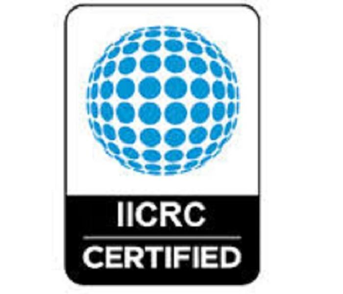 Water Damage IICRC Certified Firm