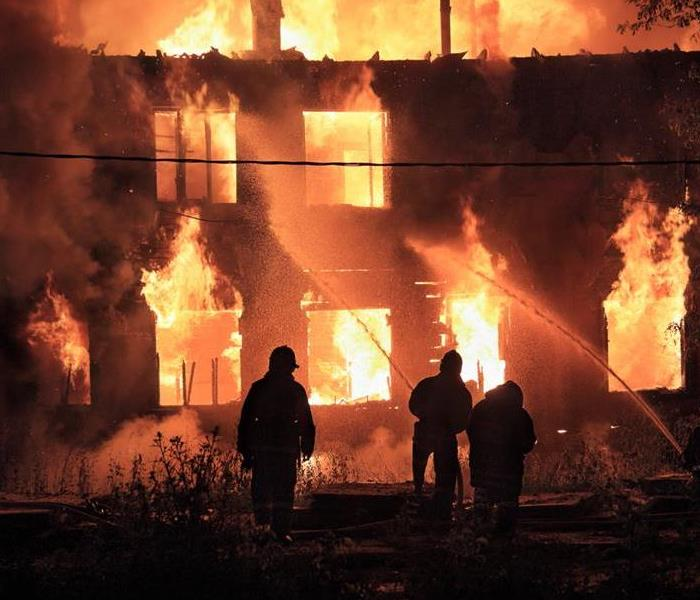 Fire Damage Fire Safety Tips for California Residents