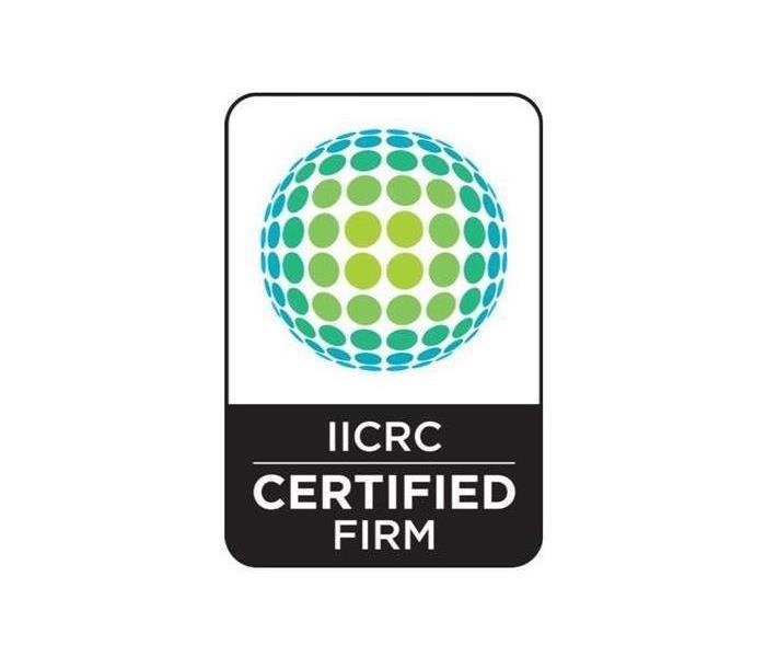 Servpro Of Palo Alto Is An Iicrc Certified Firm Servpro Of Palo Alto